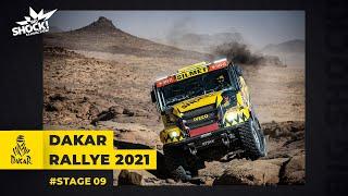 ETAPA 09 // DAKAR 2021 // BIG SHOCK! RACING