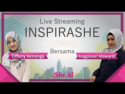 InspiraShe bersama Tiffany Kenanga dan Anggiasari Mawardi