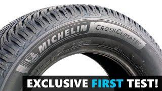 Michelin CrossClimate 2 VS CrossClimate+ - Reifentest