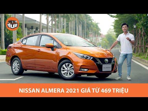 Trải nghiệm  HÀNG NÓNG Nissan Almera 2021 giá từ 469 triệu