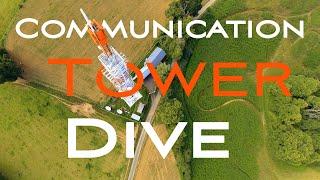 Tour de communication - 4K - Drone FPV