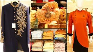 Grooms Collections || Jodhpuri Mens Suits || Mens Wedding Sherwanis