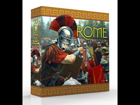 How to Play ENEMIES OF ROME