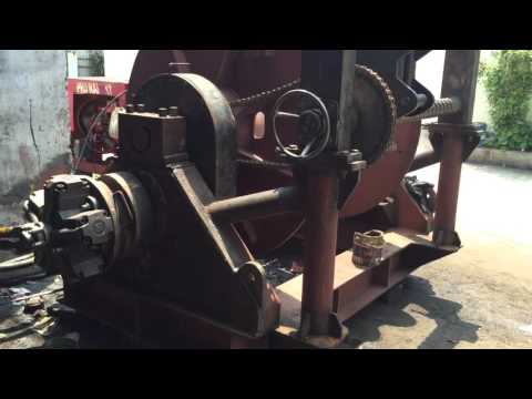 Video Tời thủy lực 35 Tấn