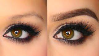 Easy Eyebrow Tutorial - Video Youtube