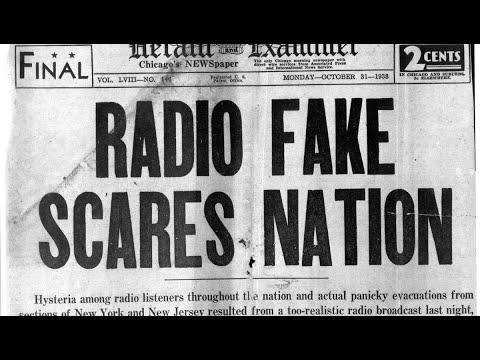 The Broadcast That Terrified A Nation - Inside A Mind