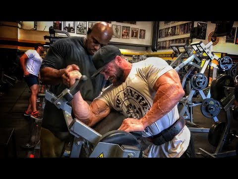 Les exercices pour le pompage des muscles sur la barre fixe