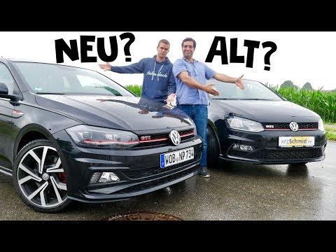 VW POLO GTI VI vs. POLO GTI V | Welcher ist besser? Fahr doch