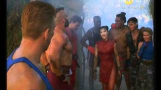 Street Fighter Movie - ending victory pose
