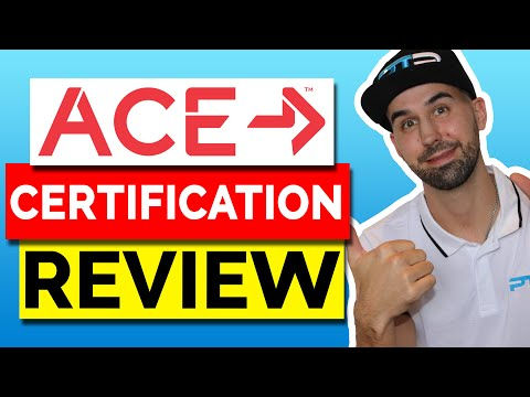 ACE CPT Certification Review - Is this Personal Trainer Certification ...