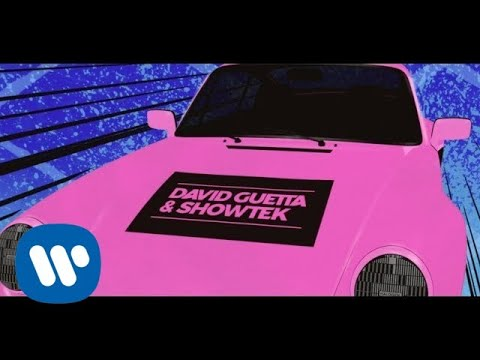 David Guetta Amp Showtek Your Love Lyric Video