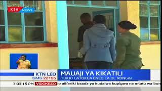 Polisi Rongai wachunguza kisa ambapo mwanamke mmoja aliuwawa baada ya kubakwa