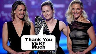 Wait, Now Brie Larson Suddenly Has Stunt Doubles?