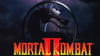 Mortal Kombat 2 Arcade OST - Original Music Soundtrack - Prologue