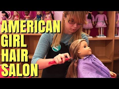 american girl hair salon chloe's