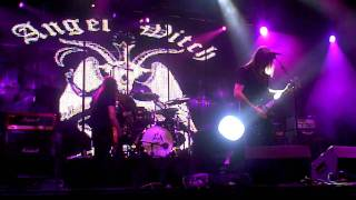 "Angel Witch - ""Sorceress""  [Graspop Belgium - June 24, 2011]"