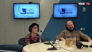 """Катерина Сретенская и Дмитрий Евсиков в программе """"Встретились, поговорили"""" #MIXTV"""