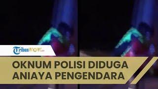 Viral Video Polisi Diduga Aniaya Pengendara di Jalan Tol, Kakorlantas: Karena Kesalahpahaman