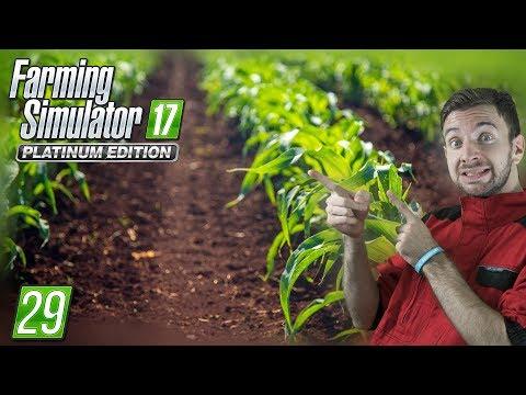 PĚSTUJEME CUKROVOU TŘTINU! | Farming Simulator 17 #29