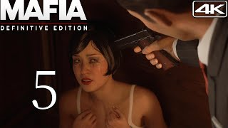 Mafia Definitive Edition  Walkthrough Gameplay With Mods pt5  Saints And Sinners 4K 60FPS Classic
