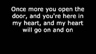 Titanic Song (with lyrics)
