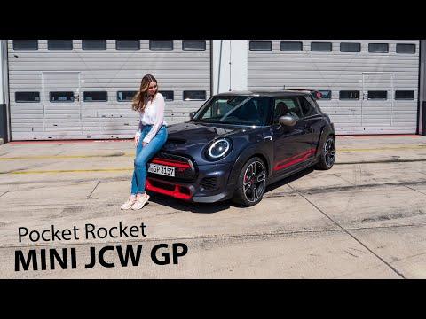 MINI John Cooper Works GP auf dem Nürburgring / Go-Kart-Feeling für die Straße - Autophorie