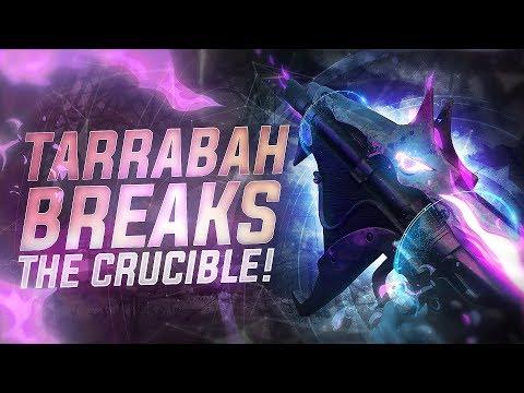 Breaking crucible with every jump.. Destiny 2 Tarrabah Exploit!