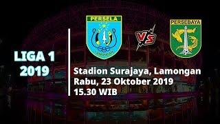 VIDEO: Live Streaming Liga 1 Persela Lamongan Vs Persebaya Surabaya Rabu (23/10) Pukul 15.30 WIB
