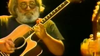 Jerry Garcia & Bob Weir - Throwing Stones - 12/4/1988 - Oakland Coliseum Arena (Official)