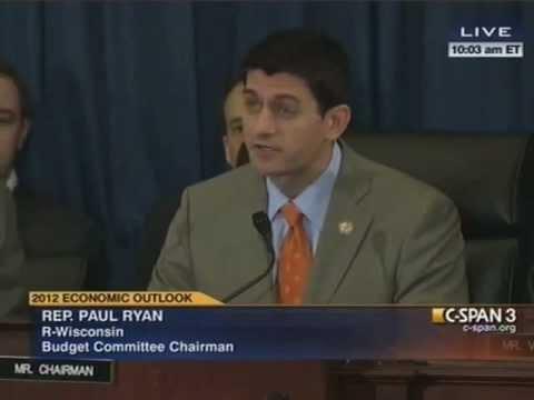 Paul Ryan: Why Did the President's Policies Fail?