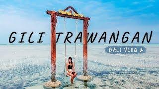 GILI ISLANDS 🏝 Scuba Diving in Gili Trawangan   Bali Travel Vlog #2 with When In City