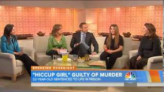 'Hiccup Girl' Guilty Of Murder