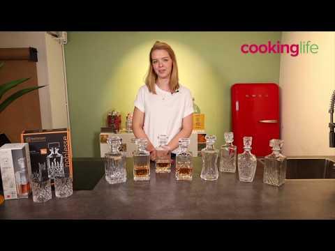 Verschiedene Arten von Whisky Karaffen | Cookinglife