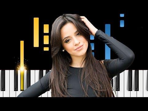 Camila Cabello - Never Be the Same - Piano Tutorial / Piano Cover