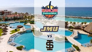 2016 Cancun Challenge WBB | James Madison vs. Idaho State (No Audio)