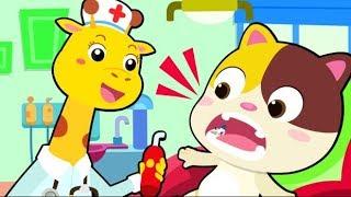 Cuộc chiến với vi khuẩn sâu răng   Mèo con Mimi đi khám răng   Nhạc thiếu nhi vui nhộn  