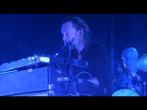 Radiohead - Tinker Tailor Soldier Sailor Rich Man Poor Man Beggar Man Thief - Live In Paris (Day 1)
