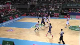 Mike Efevberha 2014 CBA Highlights