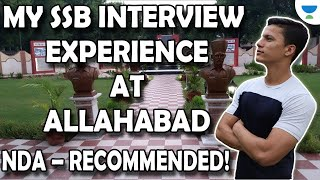 My SSB Interview Experience At Allahabad | Day 1 (Reporting And Briefing) Screening Test | #Part 01