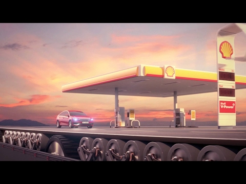 Shell V-Power benefits-technical video