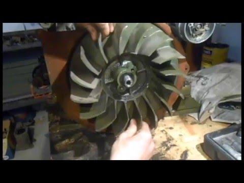 Разборка и сборка двигателя УД15