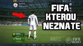 NEZNÁMÁ VERZE FIFA, kterou neznáte   ZÁBĚRY ZE HRY