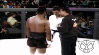 Royce Gracie MMA HL - The Birth of a Champion by Spiderpigbegins