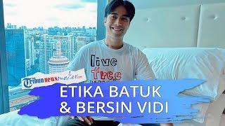 Vidi Aldiano Ingatkan Etika Saat Batuk dan Bersin via Video TikTok