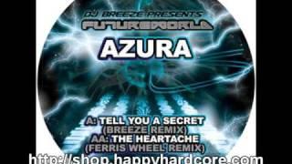 Azura - Tell You A Secret (Breeze Remix), Happy Hardcore music - FWORLD011