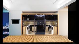 Wellness Home House – New York от компании Comfort SPA - бассейны и СПА бассейны, комплектация зон отдыха - видео