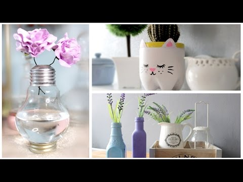 6 Tumblr Inspired DIY Room Decor || Roxxsaurus