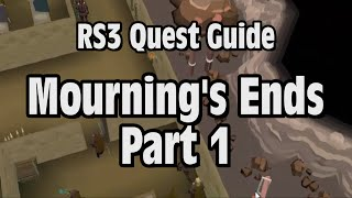 RS3: Mourning's End Part 1 Quest Guide - RuneScape