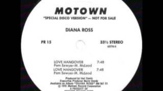 Diana Ross - Love Hangover (Mike Maurro Remix)