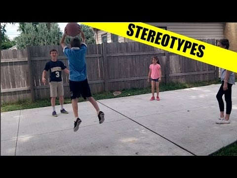 Stereotypes: Four Square l That's Amazing (видео)